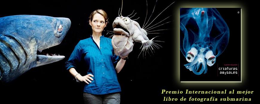 Premio internacional al mejor libro de fotografía submarina