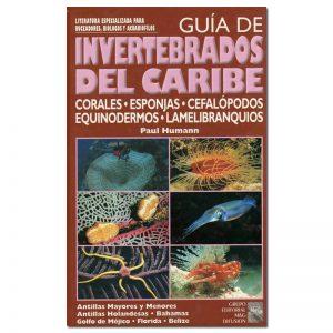 Guía de invertebrados del Caribe