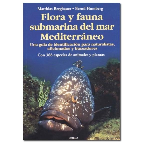 Flora y fauna submarina del mar Mediterráneo