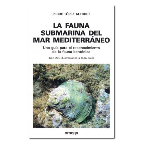 La fauna submarina del mar Mediterráneo