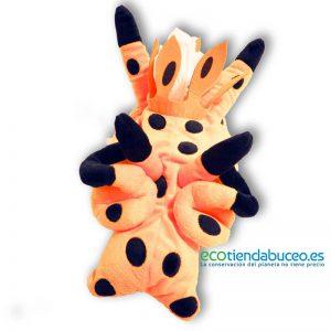 Thecacera - Nudibranquio porta pañuelos tissue box ecotiendabuceo oceanarium