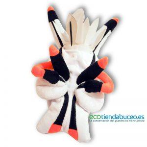 Thecacera picta - Nudibranquio porta pañuelos tissue box ecotiendabuceo oceanarium