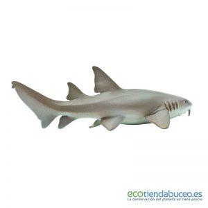 Tiburón nodriza de juguete - Safari Ltd.