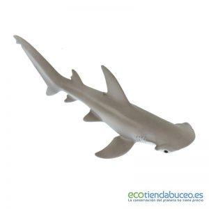 Sphyrna tiburón martillo de juguete - Safari Ltd.