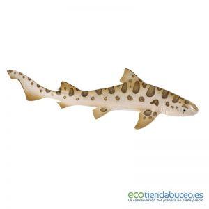 Tiburón leopardo de juguete - Safari Ltd.