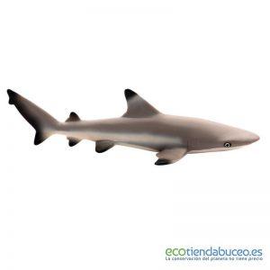 Tiburón punta negra de juguete - Safari Ltd.