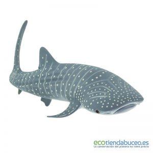 Tiburón ballena de juguete - Safari Ltd.