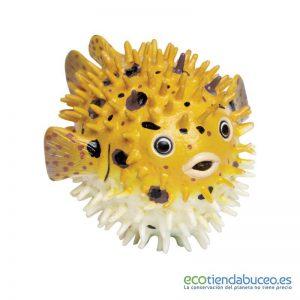 Pez globo de juguete - Safari Ltd.