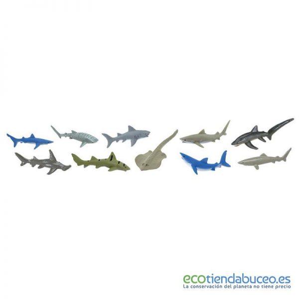 Tubo Tiburones - Safari Ltd.