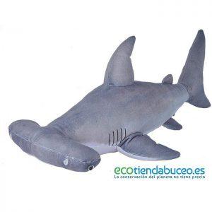 Tiburón Martillo de Peluche - Wild Republic