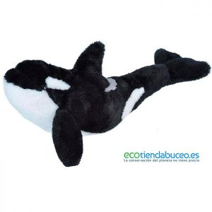 Mini Orca de Peluche - Wild Republic