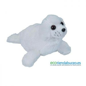 Mini Foca de Peluche - Wild Republic