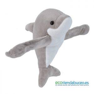 Delfín amoroso de Peluche - Wild Republic