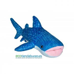 Tiburón Ballena de Peluche - Wild Republic