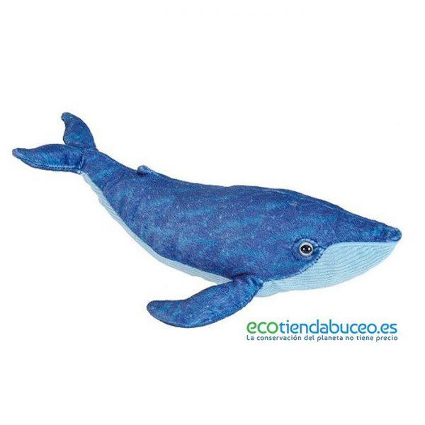 Ballena Azul de Peluche - Wild Republic